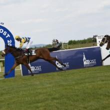 První vítězství Grigriho de Lancray